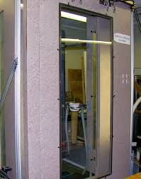 door glass resists air and moisture infiltration western reflections