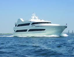 Party Yacht Rentals Los Angeles Hudson Valley Yacht Charters Venue Pearl River Ny Weddingwire