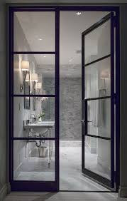 bathroom bathroom glass doors mesmerizing bathroom glass doors