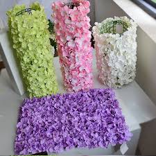 japanese wedding arches 60 40cm hydrangea diy wedding arch setting wall decoration road