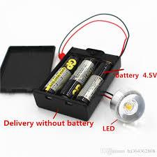 aa battery light bulb led bulb battery night light bulb 4 5v battery box l lantern l