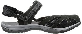 amazon com merrell women u0027s azura wrap sandal black 5 m us