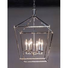 Lantern Chandelier Lighting Entryway Foyer Lighting You Ll Wayfair