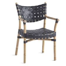 Wingback Wicker Chair Chairs