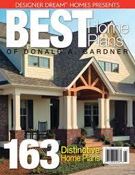 designer homes best home plans of donald a gardner home