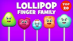 lollipop finger family song top 20 finger family songs