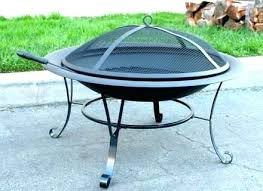 Firepit On Wheels Portable Pit Portable Propane Outdoor Pit Coleman