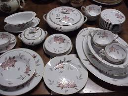 dinnerware and flatware