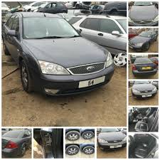 ford mondeo zetec tdci 130 2004 2 0 diesel manual paint code m1