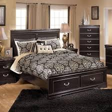 ashley furniture platform bedroom set esmarelda storage bed storage beds furniture storage and ashley