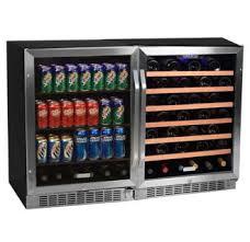small beer fridge glass door dual zone beverage centers soda beer u0026 wine coolers