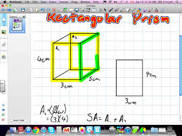 Surface Area And Volume Worksheets Grade 7 Surface Area And Volume Of A Rectangular Prism Grade 7 Nelson