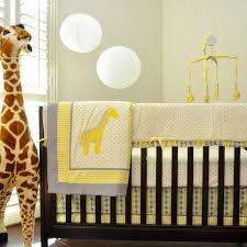Gray Chevron Crib Bedding Nursery Beddings Yellow And Gray Chevron Crib Bedding In