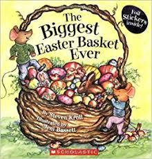 easter basket the easter basket 9780545017022 steven