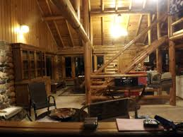 Interior Of Log Homes by Design Spaces The Latest At The Cabin The Bowman Extra