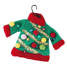 sweater ornament by c f home kitchen
