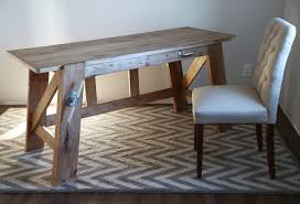 Build A Desk Plans Free by Ana White Large Henry Desk Diy Projects