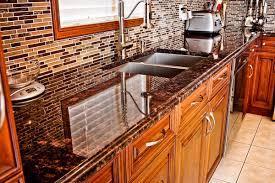 kitchen cabinet color with brown granite countertops brown granite countertops pictures cost pros and cons