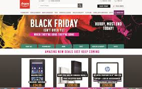 amazon black friday deals web site amazon and argos unveil black friday extravaganzas news retail