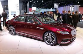 Lincoln Continental Matrix Detroit News Readers Name Continental Best Of Show Lincoln
