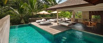 two bedroom retreat pool villas como shambhala estate