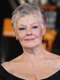 how to get judi dench hairstyle if i could get my hair to lay like this i d have short hair in a