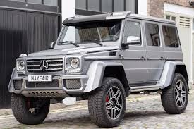 4x4 mercedes used mercedes g class 5 5 g63 amg 4x4 5dr for sale in