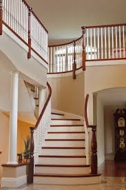 Curved Stairs Design Welcome To Cleary Millwork Serving The Northeast U S Windows