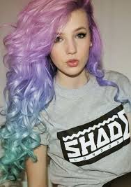 flesh color hair trend 2015 rainbow pastel hair is a new trend among women bored panda