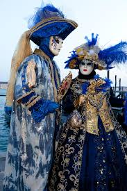venetian costumes in costumes on venetian carnival editorial image image of