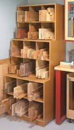 Wood Storage Rack Woodworking Plans by 26 Best Lumber Storage Images On Pinterest Workshop Storage
