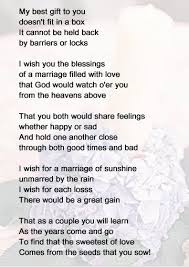 bridal shower gift poems poems for a new some enchanting poems been