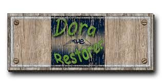Repurpose Upcycle - reuse repurpose upcycle with dora the restorer