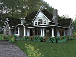 prairie style bungalow house plans