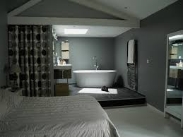 salle de bain ouverte sur chambre idee deco salle de bain ouverte sur chambre unique