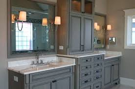 distressed wood bathroom cabinet reclaimed wood bathroom cabinets malkutaproject co