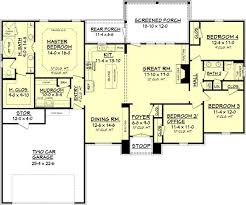 four bedroom house plans one 216 best floor plans images on house plans