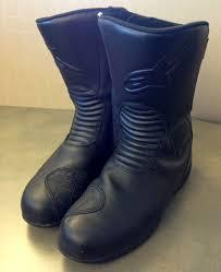 mens motorbike boots alpinestars motorcycle boots triumph bonneville a personal