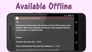 cbse 12th physics class notes android apps on google play