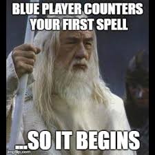Mtg Memes - wizardry foundry on twitter you gotta expect this when playing