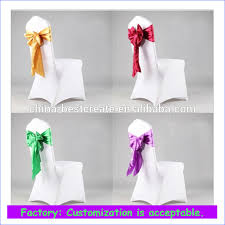 Chair Bows For Weddings Chair Sashes Chair Sashes Suppliers And Manufacturers At Alibaba Com
