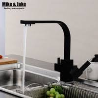 water filters for kitchen faucet 3way kitchen water filter faucet shop cheap 3way kitchen water