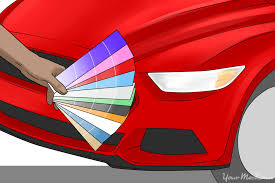 how to decide on a car paint color yourmechanic advice