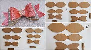 how to make hair bows wooden hair bow templates to make your own glitter fabric leather