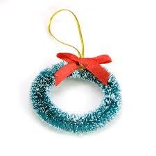 christmas accessories christmas wreath gift wrap accessories by blossom