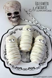halloween twinkie mummies recipe cincyshopper