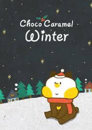 theme line winter choco caramel winter line theme line store