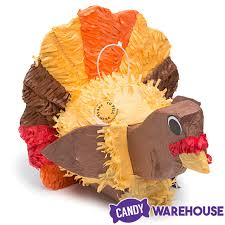 thanksgiving pinata thanksgiving turkey pinata candywarehouse