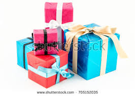 wrapped gift box wrapped gift stock images royalty free images vectors