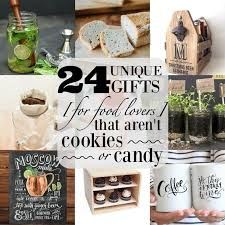 unique food gifts 24 unique gifts for food that aren t cookies or candy